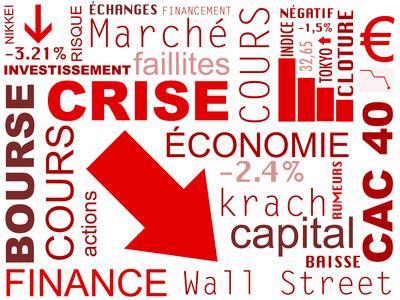 Bourse : Chute des places boursières, le doute revient avec certitude !