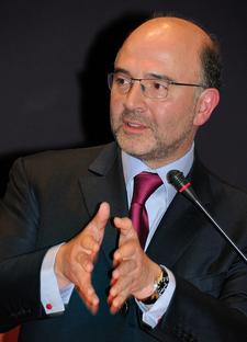 Retraites : Moscovici remet le ministre des finances allemand en place ...