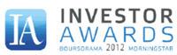 Palmarès Investor Awards 2012 : les sociétés préférées des investisseurs