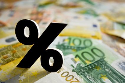 Epargne : Evolution des taux d'intérêt des livrets et comptes à terme sur septembre 2012