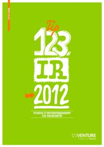 123 IR 2012