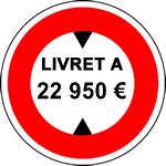 Livret A : Relèvement du plafond confirmé à 22 950 € au 1er janvier 2013