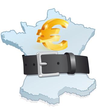 Economie / France : 0,1% de croissance en 2013 selon Bruxelles