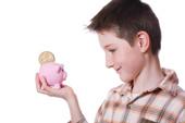 Epargne : 75% des enfants de moins de 10 ans possèdent déjà au moins un livret