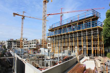 France : hausse de 1,79% de l'indice du coût de la construction au premier trimestre
