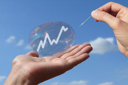 Placements financiers : Les bulles s'accumulent dans de nombreux secteurs
