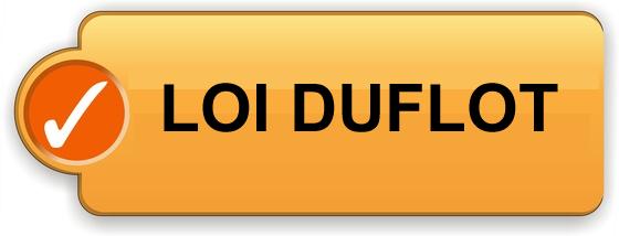 Investissement locatif : le dispositif Duflot stabilisé pour 3 ans