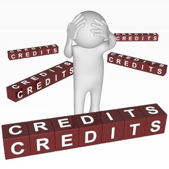 Quel est l'encours moyen des crédits immobiliers en France ?