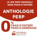 PERP ANTHOLOGIE : une prime de bienvenue de 100€ offerte chez AssuranceVie.com