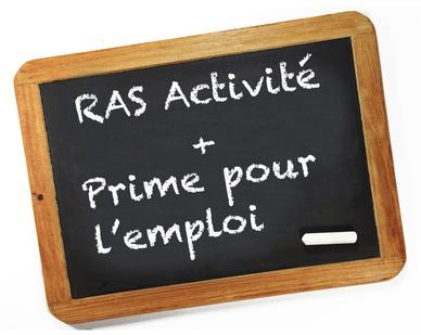 Prime d'activité (fusion RSA activité et prime pour l'emploi ) : 4 millions de bénéficiaires