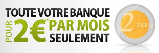 Le secret du succès du Compte Tout Compris monabanq. à 2€ par mois