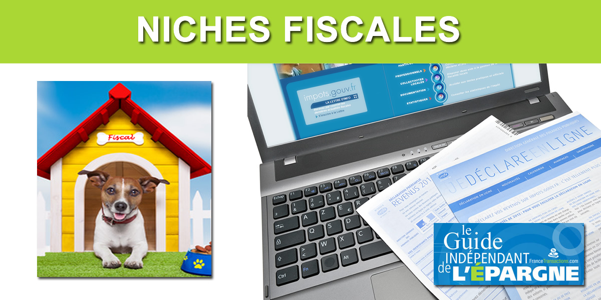 TOP 25 des niches fiscales 2021