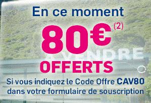 Banque : Boursorama offre de nouveau 80€ pour l'ouverture d'un compte courant