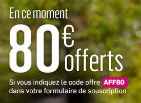 Passez par la case départ chez Boursorama banque avant le 12 août et empochez 80€ !