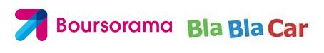 Boursorama Banque s'allie à BlaBlaCar pour doubler ses concurrents