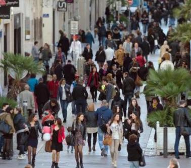 Nouvelle hausse de la pauvreté en France : 14.20% de pauvres