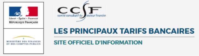 Tarifs-Bancaires.gouv.fr : le comparateur officiel des frais bancaires est en ligne !