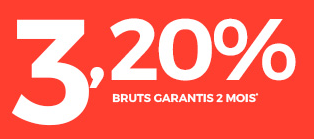 Livret DISTINGO : derniers jours pour profiter du taux boosté de 3.20% brut