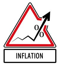 L'inflation au plus haut en France depuis novembre 2012