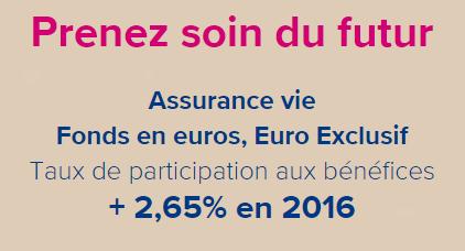 100€ offerts pour votre adhésion au contrat Boursorama Vie jusqu'au 29 mars 2017