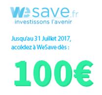 Soldes monstres en assurance-vie : 100€ au lieu de 10.000€ chez WeSave