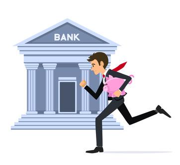 Bank run : après le blocage de l'assurance-vie, le blocage des comptes courants ?