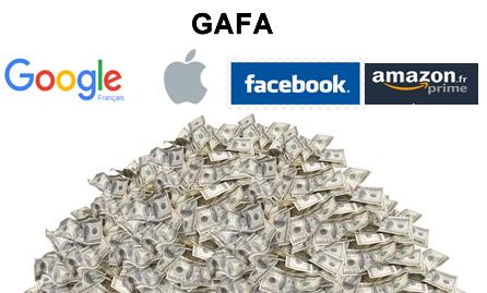 Evasion fiscale des GAFA (Google, Amazon, Facebook, Apple) : la France intensifie la lutte
