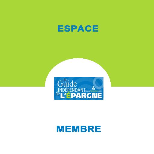 Connexion espace membre