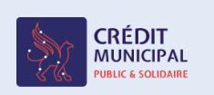 CREDIT MUNICIPAL DE BORDEAUX