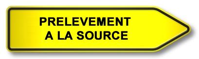 Prélèvement à la source : entrée en vigueur confirmée au 1er janvier 2019