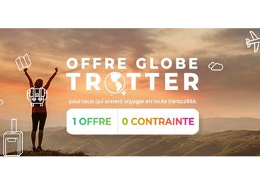 Après EKO, le Crédit Agricole met en avant son offre Globe-Trotter, dédiée aux jeunes voyageurs de moins de 30 ans
