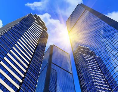 Immobilier d'entreprise : la moyenne des rendements est de 8% en 2017