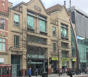 SCPI CORUM XL : nouvel investissement hors zone euro à Belfast, Irlande du Nord