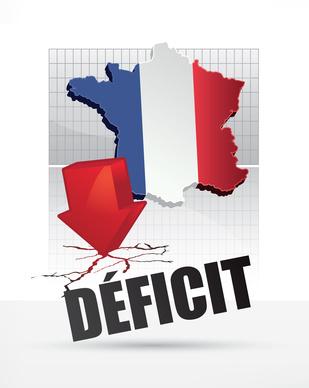 1.038 milliards d'euros de recettes fiscales en 2017, pour 61,4 milliards de déficits supplémentaires