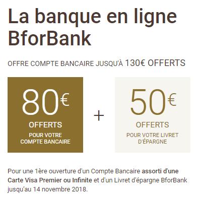 BforBank : la carte bancaire Visa Infinite accessible aux nouveaux clients dès l'ouverture de leur compte