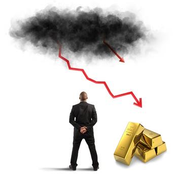 Tempête sur les marchés boursiers : faut-il acheter de l'or ?