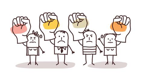 Gilets jaunes : le patronat demande d'épargner les commerces