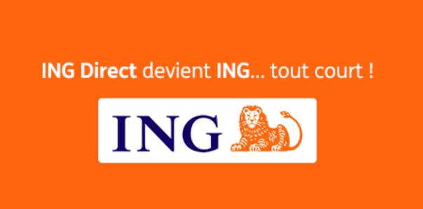 ING Direct devient ING, tout simplement, pour être encore plus direct !