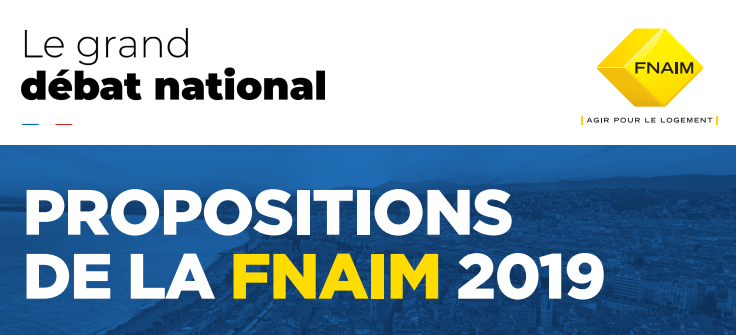 Logement : les 20 propositions de la FNAIM portant sur la fiscalité immobilière, les dépenses publiques et la transition écologique