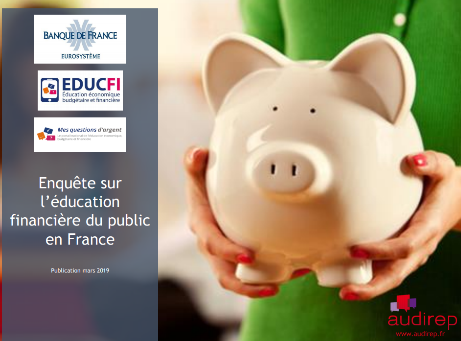 Connaissances financières : la grande majorité des Français (77%) estiment ne pas avoir un niveau suffisant