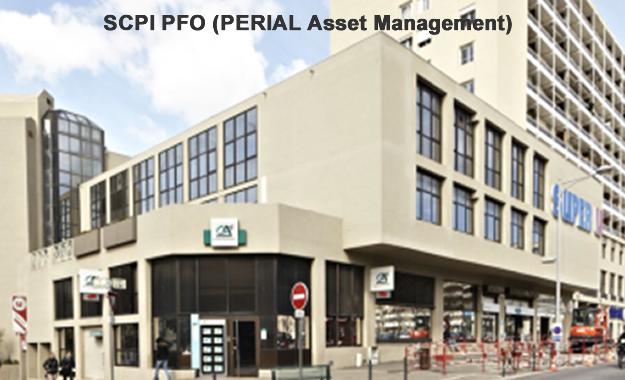 SCPI PFO : nouvelle acquisition d'un immeuble mixte situé dans le centre-ville d'Aix-en-Provence