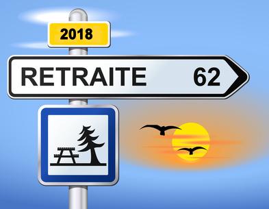 Retraites / Macron : âge légal stable à 62 ans, pension minimale à 1.000€, indexation sur l'inflation et système de décote