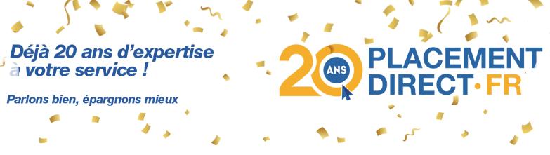 Assurance-Vie Darjeeling : Placement-Direct.fr fête son 20e anniversaire avec un record de collecte et le plébiscite de la presse financière