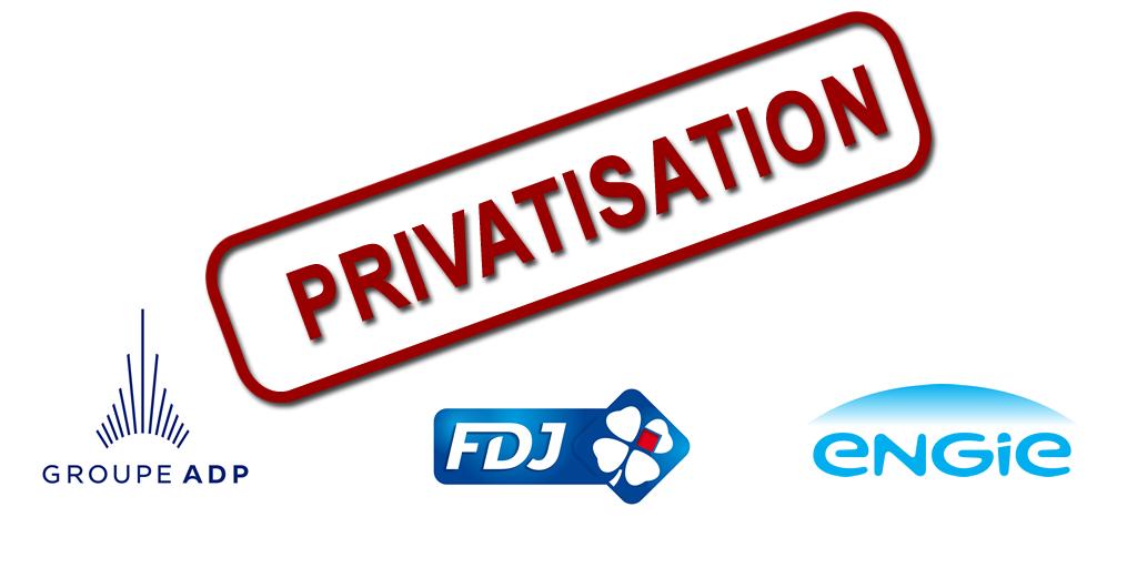Privatisations d'ADP, FDJ, Engie : le Conseil Constitutionnel les valide, dans le cadre de la loi PACTE