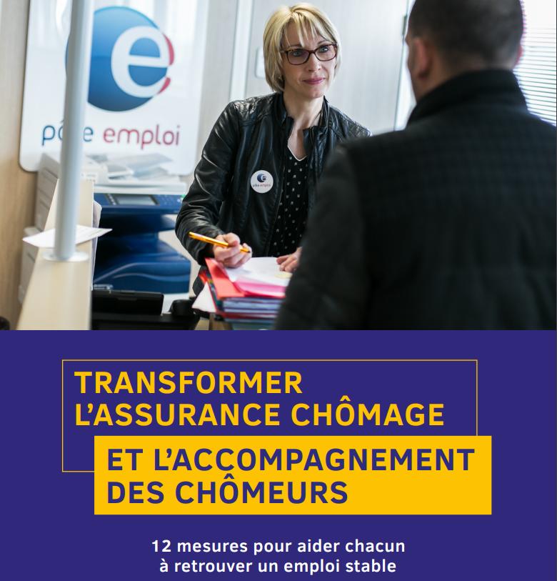 Réforme de l'assurance chômage : les 12 mesures pour tenter de juguler le chômage en France
