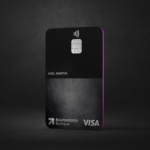 Carte Visa Ultim de Boursorama Banque : l'ultime Carte Bancaire à détenir avant leur extinction ?