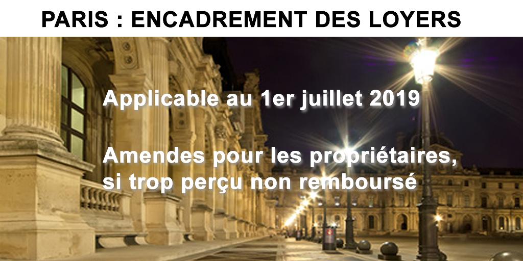 Plafonnement des loyers sur Paris II, le retour