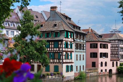 Strasbourg veut transformer son autoroute en parc urbain