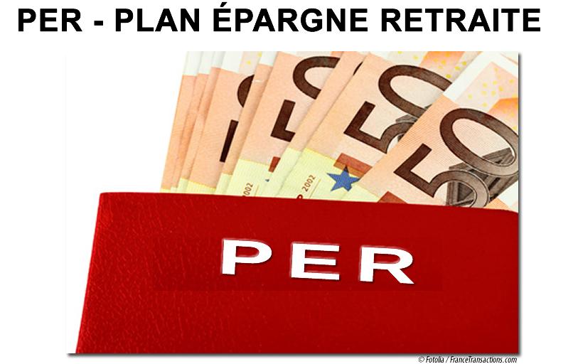 PER (Plan épargne retraite)/PACTE : décret d'application publié au Journal Officiel du 1er août 2019