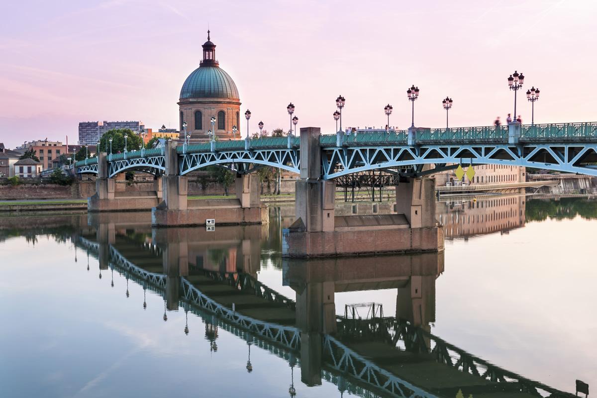 Immobilier : où investir ? Toulouse, cette ville peut aussi vous faire voir la vie en rose